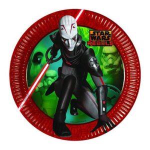 Piatti festa Star Wars Rebels