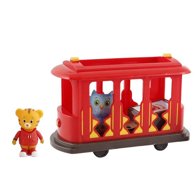 Daniel Tiger Tram a Trazione