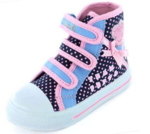 Sneakers in tela Peppa Pig