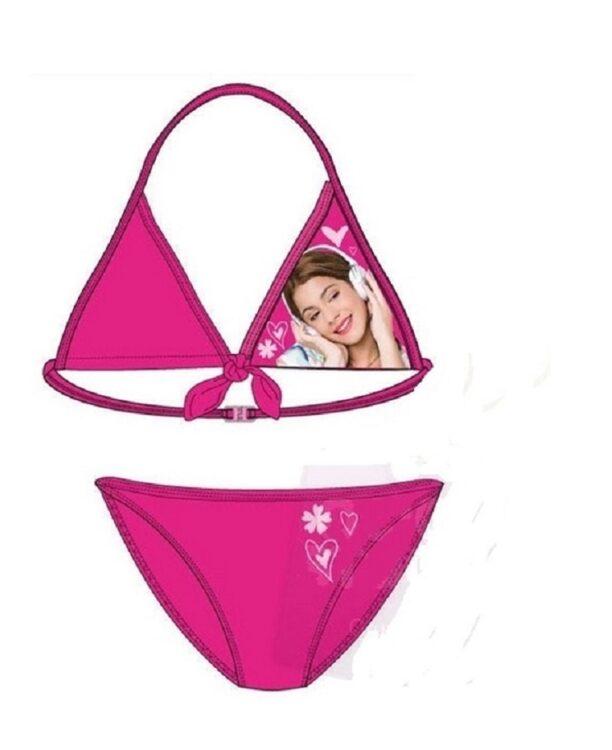 Bikini Violetta fucsia