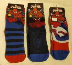 Calzini antiscivolo Spiderman