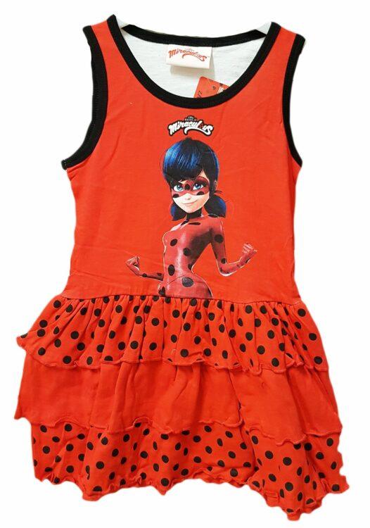 Vestitino estivo Miraculous Ladybug