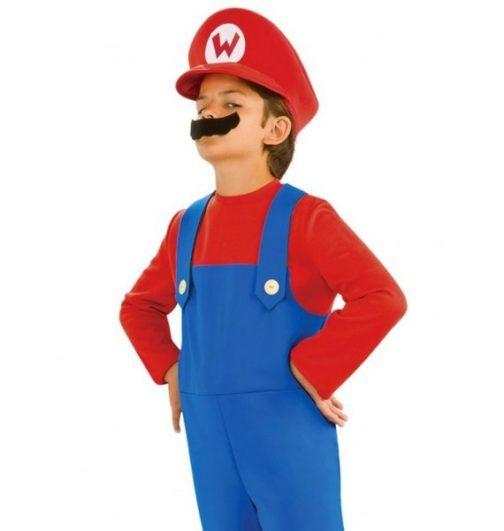 Costume Super Mario Nintendo