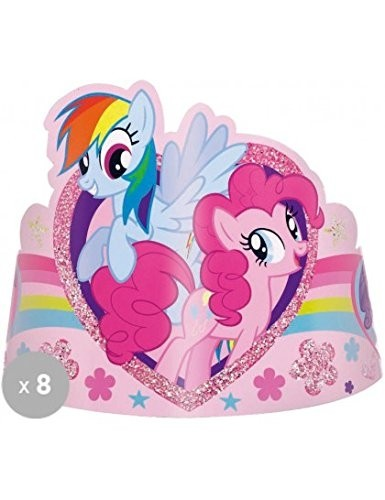 Coroncine party My Little Pony