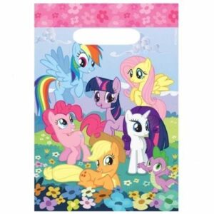 Party Bags My Little Pony 8pz
