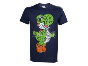 T-shirt adulto Super Mario Yoshi