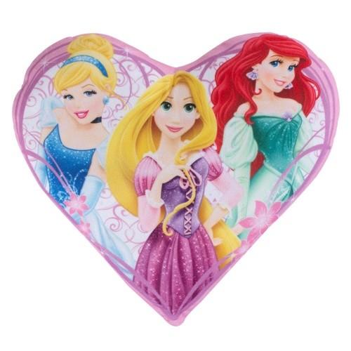 Cuscino sagomato Principesse Disney