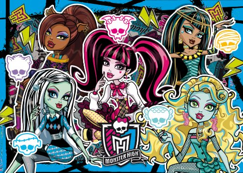 Puzzle Monster High 250 pezzi