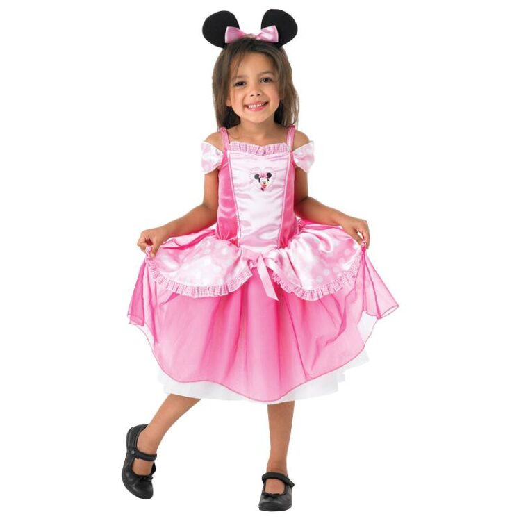 "Costume ballerina Minnie ""Clubhouse"" - Small"