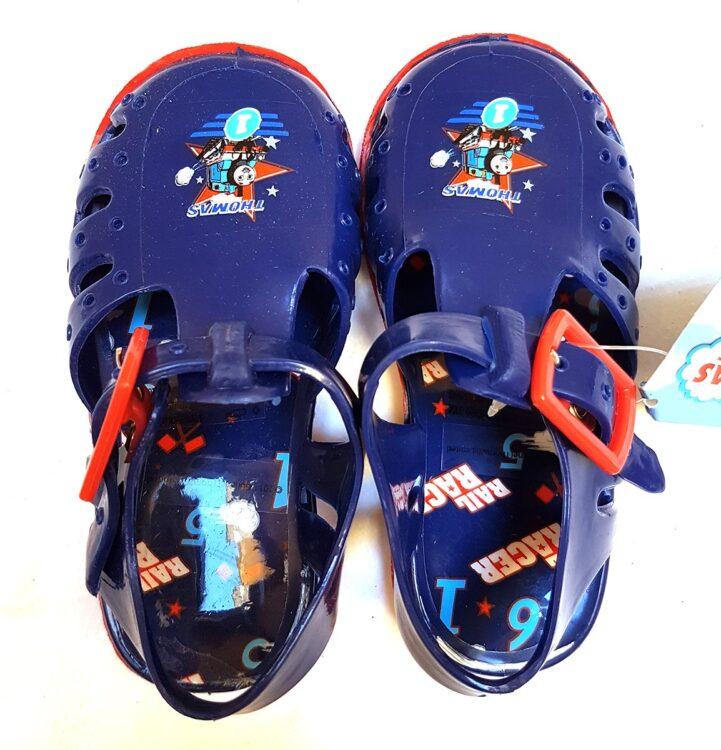 Sandali ragnetto per il mare Trenino Thomas