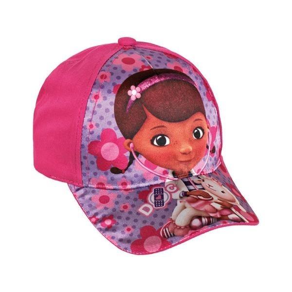 Cappellino con visiera Dottoressa Peluche