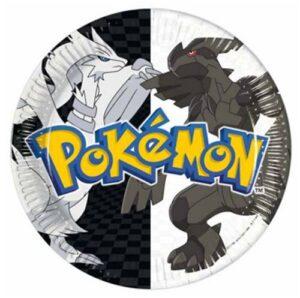Piatti per festa Pokemon