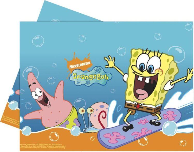 Tovaglia per festa Spongebob