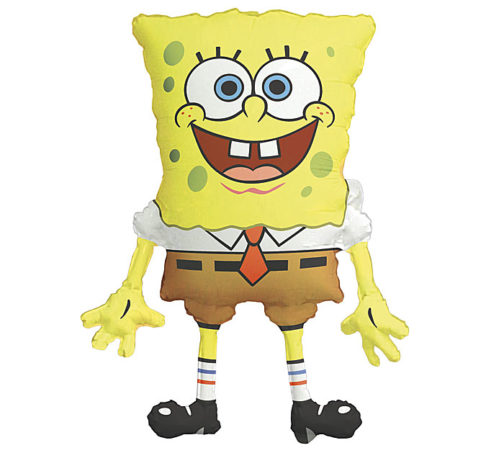 Palloncino Super Shape Spongebob