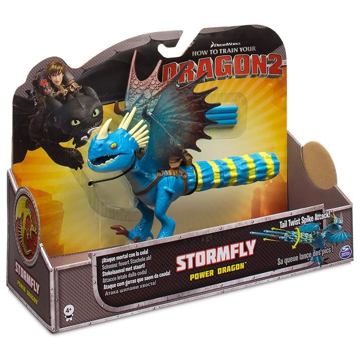 Personaggio Action Dragon Trainer -Stormfly