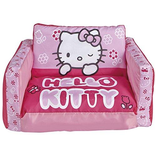 Divanetto Letto gonfiabile Hello Kitty