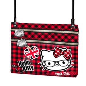 Borsetta tracolla Hello Kitty Punk Chic