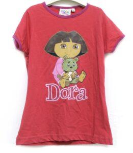 Completino Dora L'Esploratrice taglia 6 anni