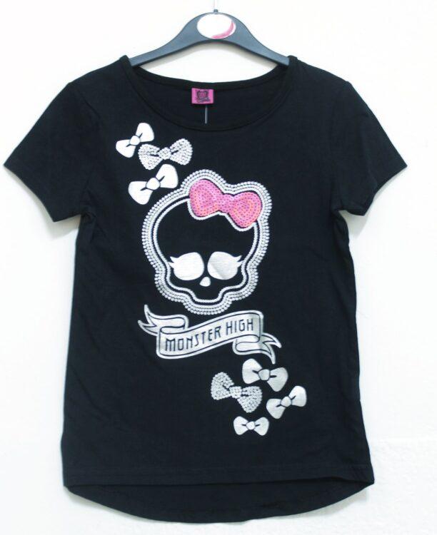 T-Shirt bimba Monster High