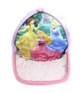 Berretto con visiera Principesse Disney