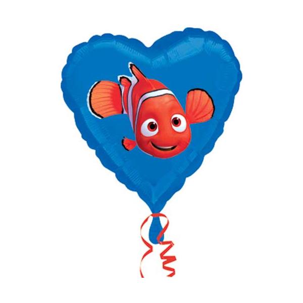 Palloncino in mylar sagomato Nemo