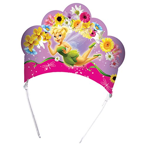 Coroncine party a tema Disney Fairies