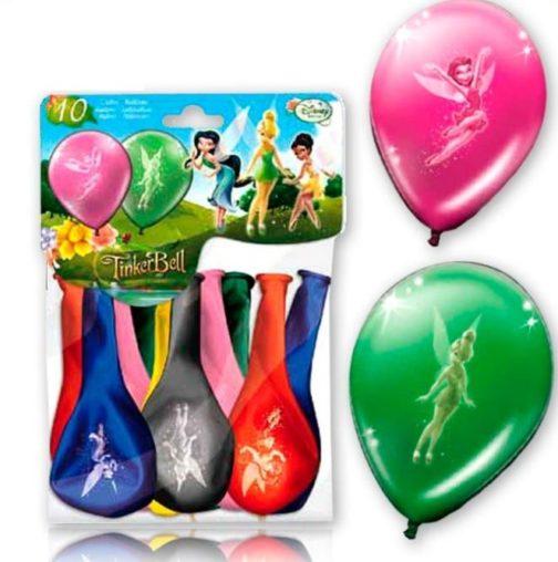 Palloncini party Disney Fairies