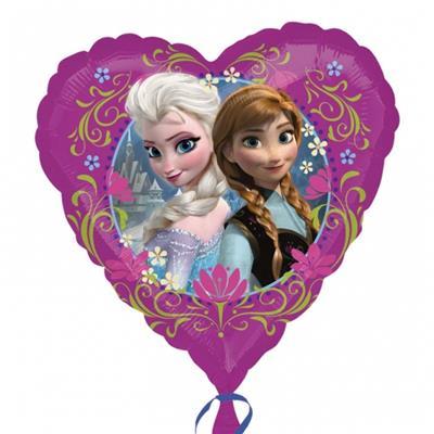 Palloncino cuore Disney Frozen