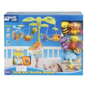 Giostrina con suoni e luci Sing And Soothe By Vtech Baby