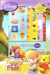 Stickers Paradise Winnie The Pooh