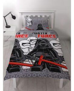 Lego Star Wars Seven Parure copripiumino singolo