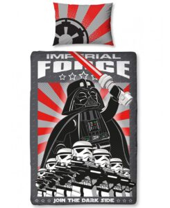 Lego Star Wars Imperial Parure copripiumino singolo