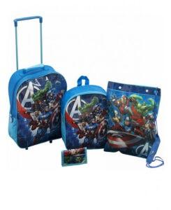 Marvel Avengers Set Viaggio 5 pezzi