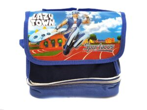 Lunch bag termica Sportacus Lazy Town
