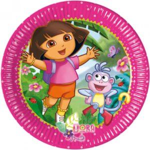 Piatti dessert Dora l'esploratrice