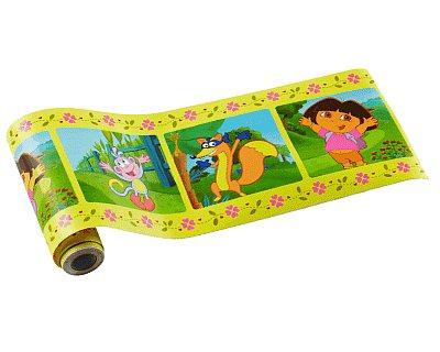 Bordo adesivo Dora l'Esploratrice