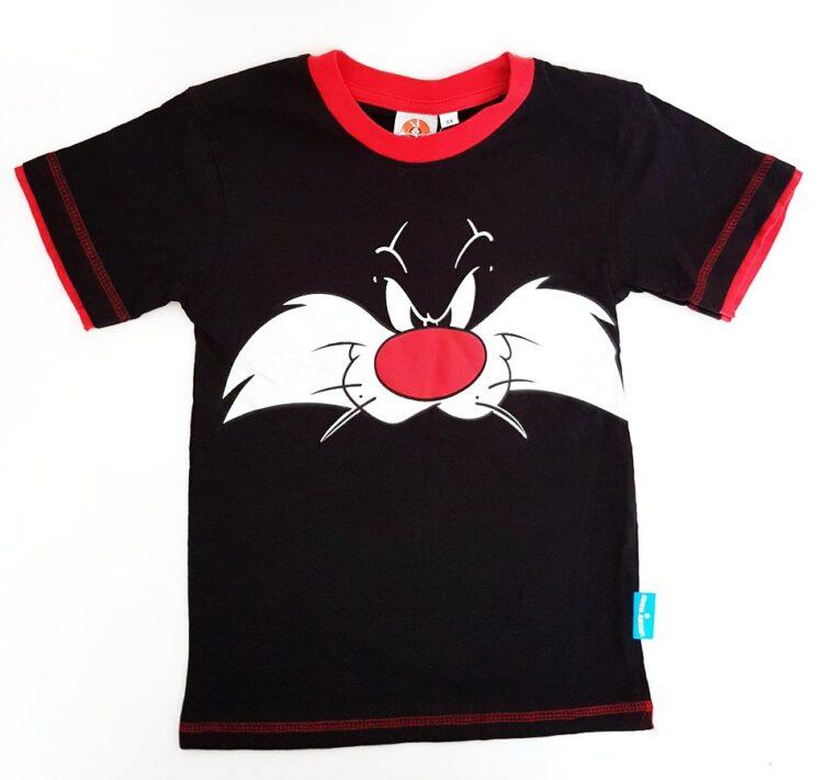 T-Shirt Looney Tunes Gatto Silvestro