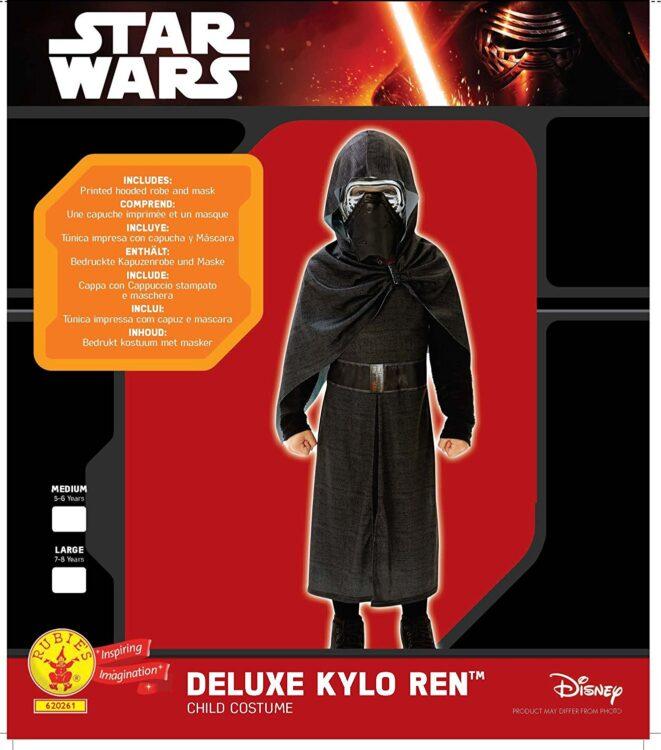 Star Wars Costume Kylo Ren Deluxe