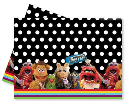 Tovaglia party Muppets