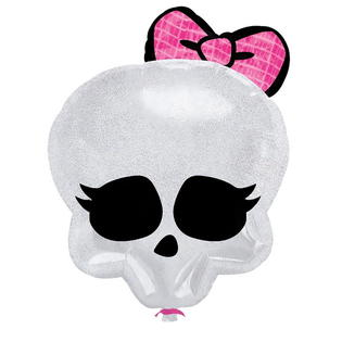 Palloncino Skullette Monster High