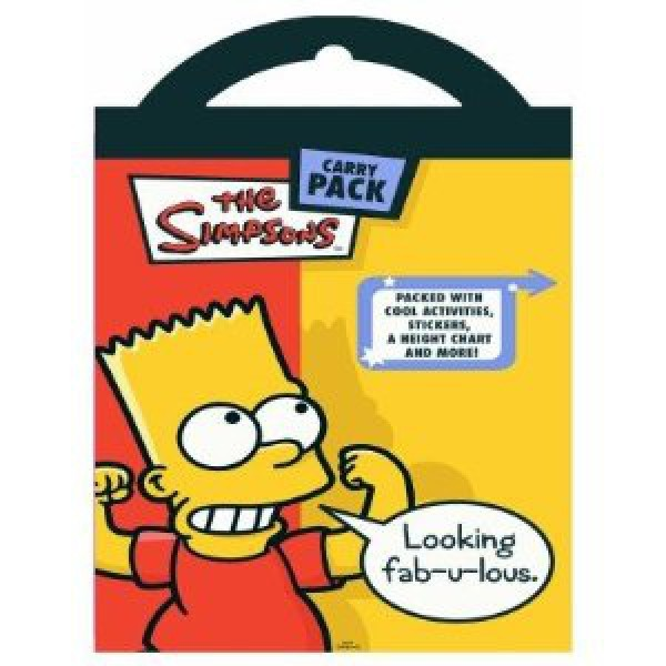 Busta sorpresa Simpson