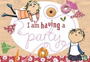 Inviti per festa Charlie e Lola