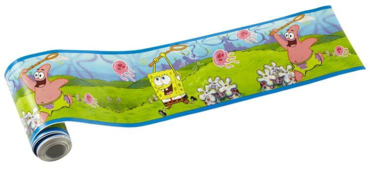 Bordo adesivo Spongebob