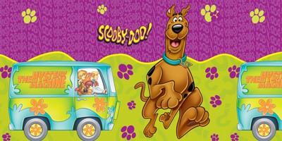 Tovaglia festa Scooby Doo