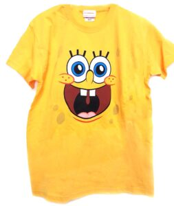 T-shirt adulti Spongebob