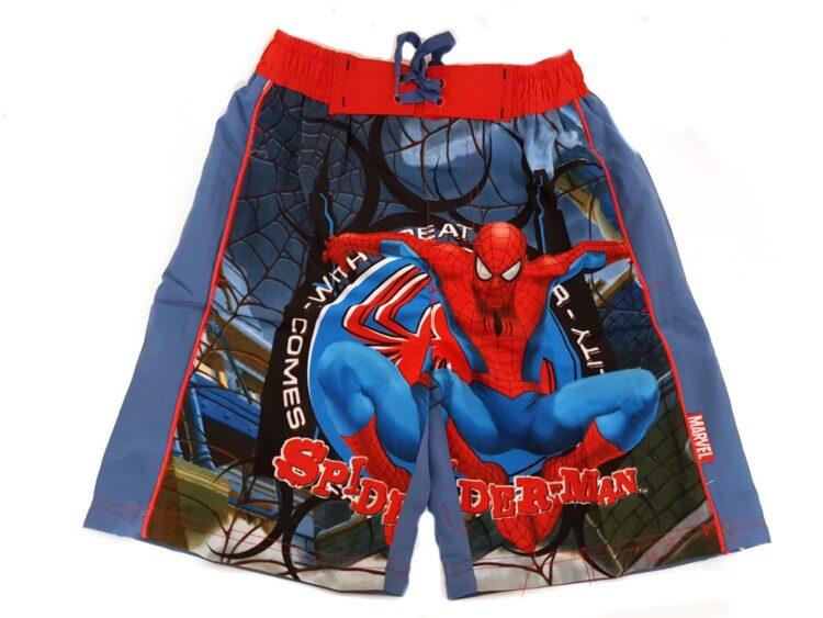 Costume bermuda Spiderman