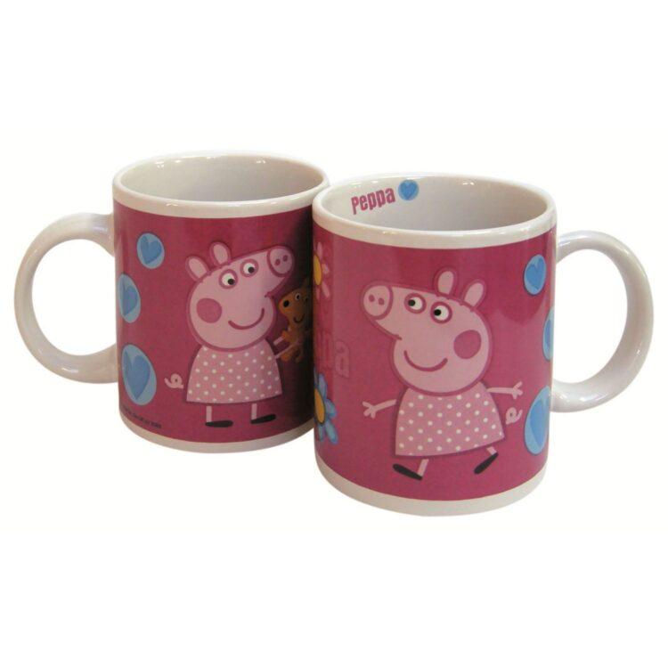Tazza Mug Peppa Pig in ceramica