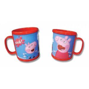 Tazza mug in gomma Peppa & George
