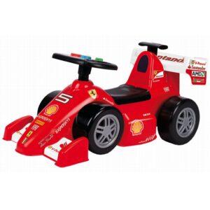 Macchina da corsa cavalcabile Ferrari Formula 1