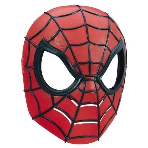Maschera viso Spiderman